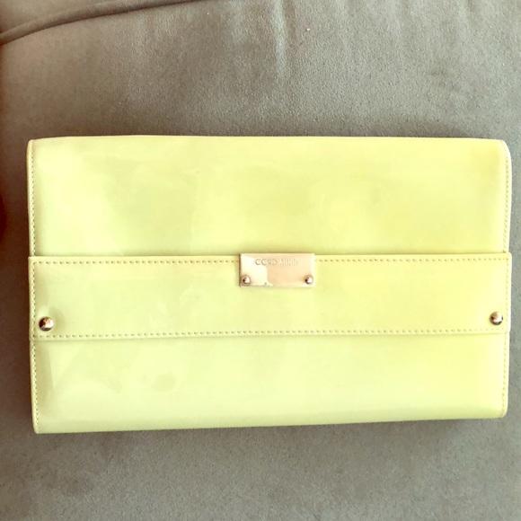 0e6a82f09d1 Jimmy Choo Handbags - Key LIme Green - clutch - adorable spring color